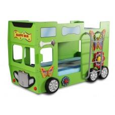 Inlea4Fun gyerekágy Happy Bus  Előnézet
