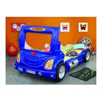 Inlea4Fun gyerekágy Kamion  - Kék