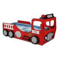 Gyerekágy Inlea4Fun Tűzoltóautó