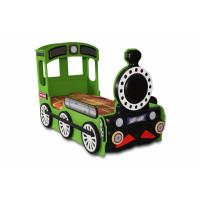 Gyerekágy Mozdonyos Inlea4fun - Zöld