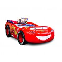 Gyerekágy Inlea4fun Verdák Villám McQueen ABS