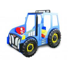 Gyerekágy Traktor Inlea4Fun - Kék Előnézet