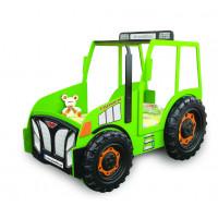 Gyerekágy Traktor Inlea4Fun  - Zöld