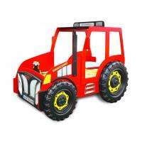 Gyerekágy Traktor Inlea4Fun - Piros