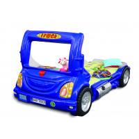 Gyerekágy Inlea4Fun Kamion  - Kék