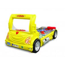 Gyerekágy Inlea4Fun Kamion  - Sárga Előnézet