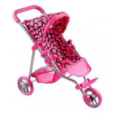 PlayTo Olivie játék sportbabakocsi - rózsaszín Előnézet