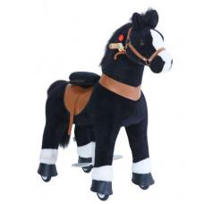 Vágtázó póni PonyCycle 2021 fekete foltos - Kicsi Előnézet