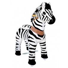 Vágtázó póni PonyCycle 2021 Zebra - Kicsi Előnézet
