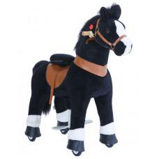 Vágtázó póni PonyCycle 2021 fekete foltos - Nagy Előnézet