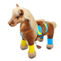 PonyCycle vágtázó póni Vroom Rider - Nagy
