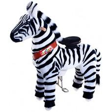 PonyCycle vágtázó zebra - Kicsi Előnézet