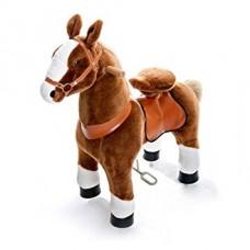 PonyCycle vágtázó póni barna foltos - Nagy Előnézet