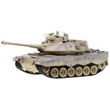 RC Tank Leopard II homokszinű 1:18 Előnézet