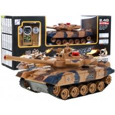 RC Tank Leopard Yellow Előnézet
