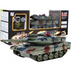 RC Tank Leopard Green Előnézet