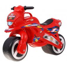 Inlea4Fun FUNNY MOTO lábbal hajtós kismotor - piros Előnézet