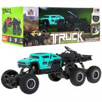 RC Távirányítós autó Truck Monster  1:18 - kék