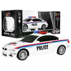 RC BMW M3 Rendőrautó 1:18 Előnézet