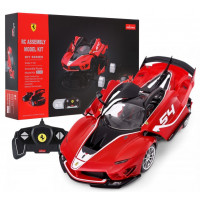 RC Távirányítós autó Ferrari FXX-K 1:18  RASTAR - piros