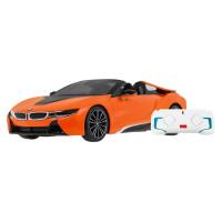 RC Távirányítós autó BMW I8 Roadster 1:12 - narancssárga