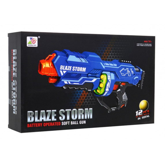 Inlea4Fun BLAZE STORM Szivacslövő fegyver