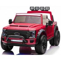 Elektromos kisautó Ford Super Duty - piros