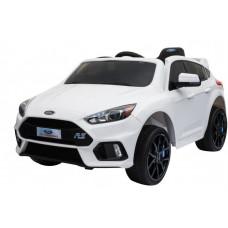 FORD Focus RS Elektromos kisautó - Fehér Előnézet