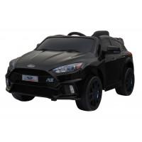 FORD Focus RS Elektromos kisautó - Fekete