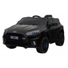 FORD Focus RS Elektromos kisautó - Fekete Előnézet