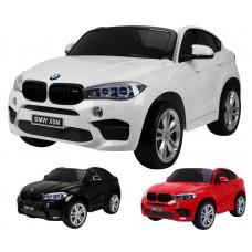 BMW X6M NEW DESIGN elektromos kisautó Előnézet