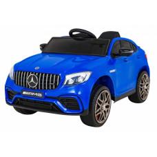 Elektromos kisautó Mercedes Benz GLC63S - Kék Előnézet