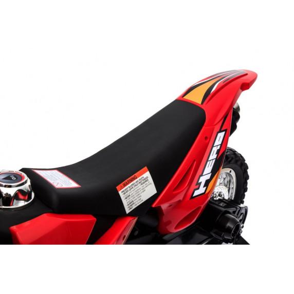 Elektromos kismotor Inlea4Fun ForceZ Cross Motor - piros