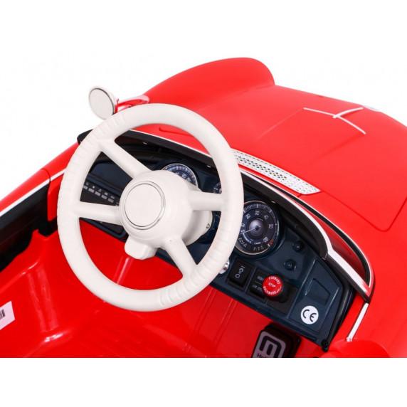 Elektromos kisautó BMW 507 Retro - piros