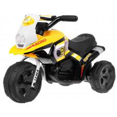 HV318 Racing elektromos háromkerekű - Sárga Előnézet