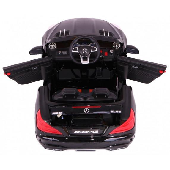 MERCEDES AMG SL65 elektromos kisautó - Fekete