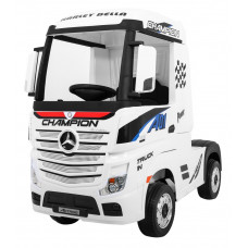 Elektromos kamion Mercedes Benz Actros - Fehér Előnézet