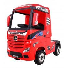 Elektromos kamion Mercedes Benz Actros - Piros Előnézet
