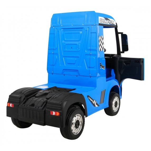 Elektromos kamion Mercedes Benz Actros - Kék