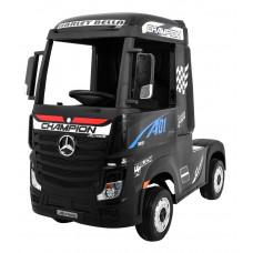 Elektromos kamion Mercedes Benz Actros - Fekete Előnézet