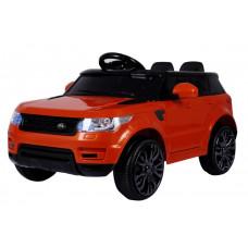Start Run elektromos kisautó - Narancssárga Előnézet