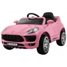 Coronet Turbo S elektromos kisautó - rózsaszín Előnézet
