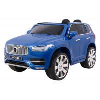 VOLVO XC90 elektromos kisautó lakkozott - Kék