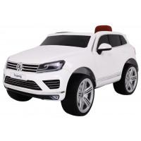 Volkswagen Touareg elektromos kisautó lakozott - Fehér