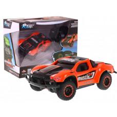 Inlea4Fun Rally Racing távirányítós autó szett -narancssárga Előnézet