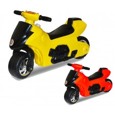 FIRST STEP MOTO Balance Motor Bike lábbal hajtós kismotor Előnézet