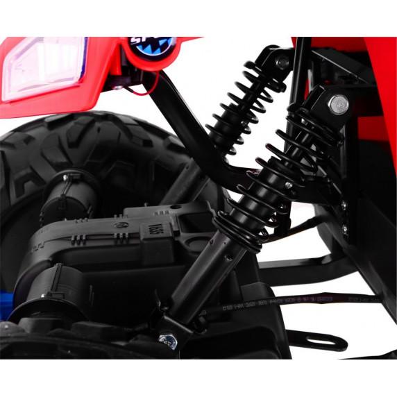 Inlea4Fun QUAD SPORT RUN Elektromos négykerekű - piros