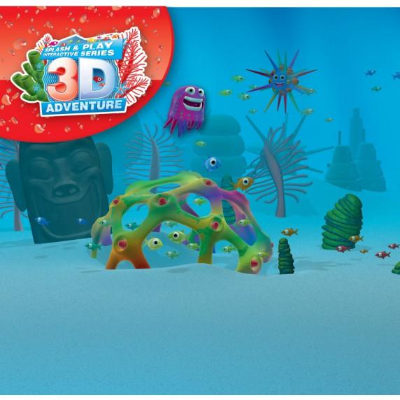 BESTWAY 3D Adventure 213 x 66 cm (57244) medence