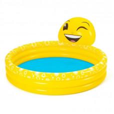 BESTWAY 53081 Emoji gyerekmedence 165x144x69 cm Előnézet