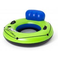 Felfújható matrac úszófotel 106x106x45 cm BESTWAY 43108